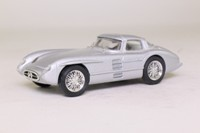 Brumm R187; 1955 Mercedes-Benz 300 SLR Coupe; Silver Metallic