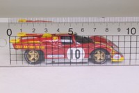 Brumm S047; Ferrari 512M; 1971 24h Le Mans; Loos & Pesch; RN10