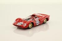 Brumm S037; Ferrari 330-P4; 1967 Targa Florio DNF; Vaccarella & Scarfiotti; RN224