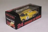 Brumm S044; Ferrari 512M; 1971 24h Le Mans DNF; de Fierlandt & de Cadenet; RN9