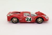 Brumm S027; Ferrari 330-P4; 1967 Daytona 2nd; Parkes & Scarfiotti; RN24