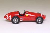 Brumm R35; Ferrari 500 F2; 1952 Belgian GP 7th; Charles de Tornaco; RN34