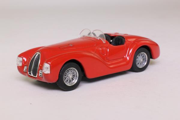 Brumm R66; 1940 Ferrari 815 Sport; Road Car; Red