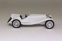 Brumm R77; 1932 Alfa Romeo 2300 6C Sports; Open Top, White