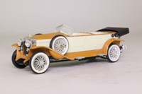 Rio 58; 1926 Fiat Tipo 519s; Open Tourer, Tan & White