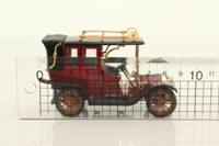 Rio 10; 1909 Landaulet Bianchi 24cv; Maroon & Black