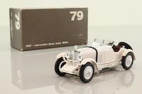 Rio 79; 1931 Mercedes-Benz SSKL; Open Cabrio, White