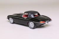 Dinky Toys DY001/C; 1967 Jaguar E-Type; Soft Top, Black