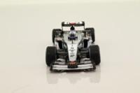 Minichamps 530 034305; McLaren MP4-17 Formula 1; 2003 British GP 4th; David Coulthard; RN5