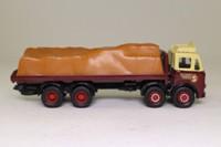 Corgi 24501; Leyland Mouthorgan Cab; 8 Wheel Flatbed, J & A Smith Maddiston, Sheeted Load