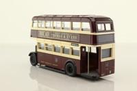 Corgi 97875; Bristol K Utility Bus; Cardiff Corporation Transport; 26 Snowden Rd, Ely, Victoria Park