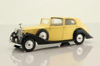 Solido 4077; 1939 Rolls-Royce Phantom III; Sedanca; Cream & Black