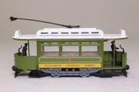 Corgi D990/4; Single Deck Tram; Wolverhampton Corporation: Wednesfield