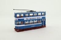 EFE e14301; Leeds Horsfield Tram; Leeds City Transport; 12 Middleton