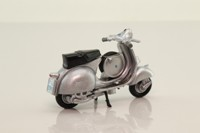 Newray; 1955 Vespa 150 GS Scooter; Silver Metallic