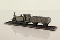 Royal Hampshire; Pewter Locomotive; Fenchurch