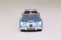 Atlas Editions 4 641 103; 1954 Jaguar XK140; Open Top, Metallic Blue
