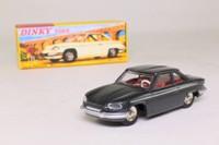 Atlas Dinky Toys 524; Panhard 24C; Grey Metallic