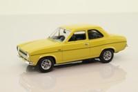 Vanguards VA09527; Ford Escort Mk1; RS2000, Daytona Yellow