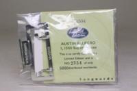Vanguards VA04504; Austin Allegro; Cosmic Metallic Blue