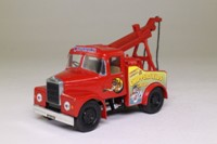Corgi 97886; Scammell Highwayman; Wrecker, Chipperfield's Circus