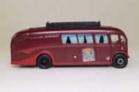 Corgi Classics 97022; AEC Regal Half Cab Coach; Chipperfield's Circus; Living Quarters
