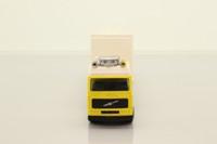 Corgi Small Scale C1231; Volvo Globetrotter Artic; Box Trailer, Steiff Teddys