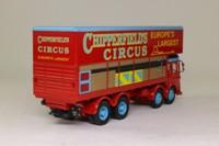 Corgi 97896; AEC Ergomatic Cab; 8 Wheel Rigid Pole Truck, Chipperfield's Circus