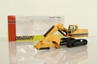 Joal 216; Caterpillar C-225 Hydaulic Excavator; Yellow, Black Base