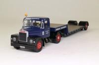 Corgi 16701; Scammell Highwayman; Low Loader; Wrekin Roadways