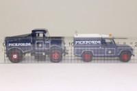 Corgi 16601; Scammell Highwayman; Ballast Tractor & Land Rover 109 Set, Pickfords