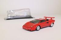 del Prado 29; 1985 Lamborghini Countach; Red