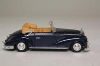 Newray NR519; 1955 Mercedes-Benz 300S Cabriolet; Open Top, Navy Blue