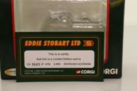 Corgi CC07706; Land Rover 110 Defender; Eddie Stobart