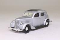 Dinky Toys DY5-B; 1950 Ford V8 Pilot; Silver Metallic