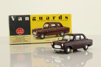 Vanguards VA21004; 1953 Ford 100e Anglia; Maroon