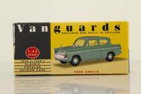 Vanguards VA1001; Ford Anglia 105E; Pale Green