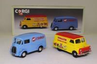 Corgi 97746; Toymaster Van Set; Morris J & Bedford CA