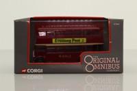 Corgi OOC 97945; Leyland Titan Bus; PD2, Orion Body, Leyland Radiator: Ribble, Rt W77 Leyland