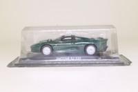 del Prado 30; 1993 Jaguar XJ220; British Racing Green