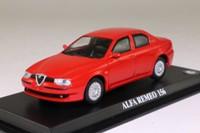 del Prado; 1997 Alfa Romeo 156 Sedan; Red
