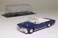 del Prado 58; 1964 Pontiac GTO Convertible; Open Top, Dark Blue
