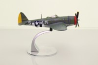 Corgi AA33801; P-47D Thunderbolt Fighter; USAF, Col David Schilling CO 56th FG, Boxted, December 1944