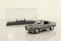Road Signature 43202; 1967 Ford Mustang Shelby GT500; Metallic Grey