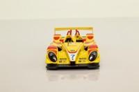Minichamps 400 076607; Porsche RS Spyder; 2007 ALMS Long Beach 1st; Dumas & Bernhard, RN7
