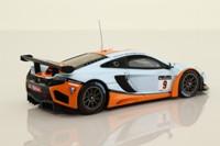 True Scale TSM134331; McLaren MP4-12C GT3; 2012 24h Spa DNF; Bell, Wainwright, Meyrick; RN9