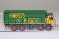 EFE 37301; AEC Mark V 8W Rigid Refrigerated Box Van; Fridged Freight;