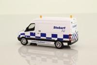 Oxford Diecast 76MSV001; Mercedes-Benz Sprinter; Stobart Air