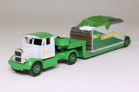 Trackside DG112004; Scammell Low Loader; Billy Smart's Circus