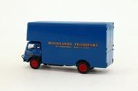 EFE 23605; Bedford TK 4W Rigid Pantechnicon; Woodlands Transport